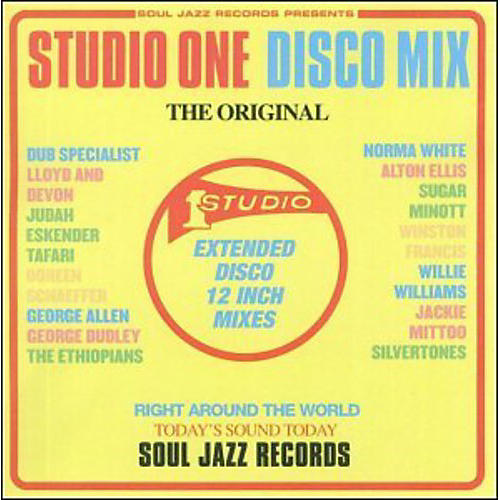 Alliance Soul Jazz Records Presents - Studio One Disco Mix