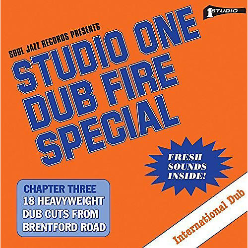 Alliance Soul Jazz Records Presents - Studio One Dub Fire Special