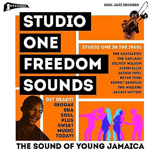 Alliance Soul Jazz Records Presents - Studio One: Freedom Sounds: Studio One In The 1960