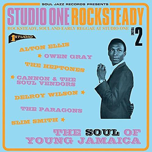 Alliance Soul Jazz Records Presents - Studio One Rocksteady 2
