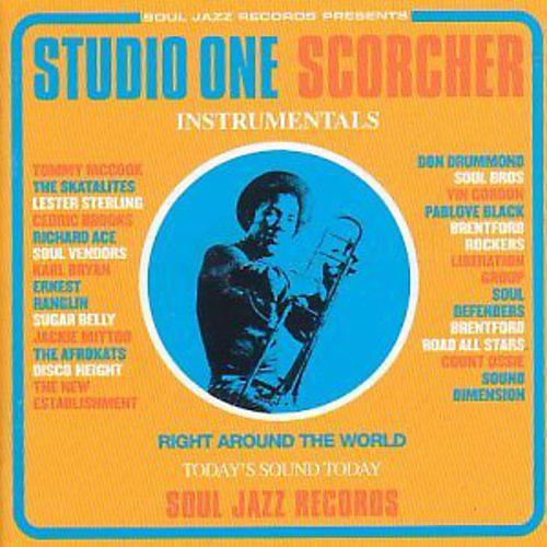 Alliance Soul Jazz Records Presents - Studio One Scorcher