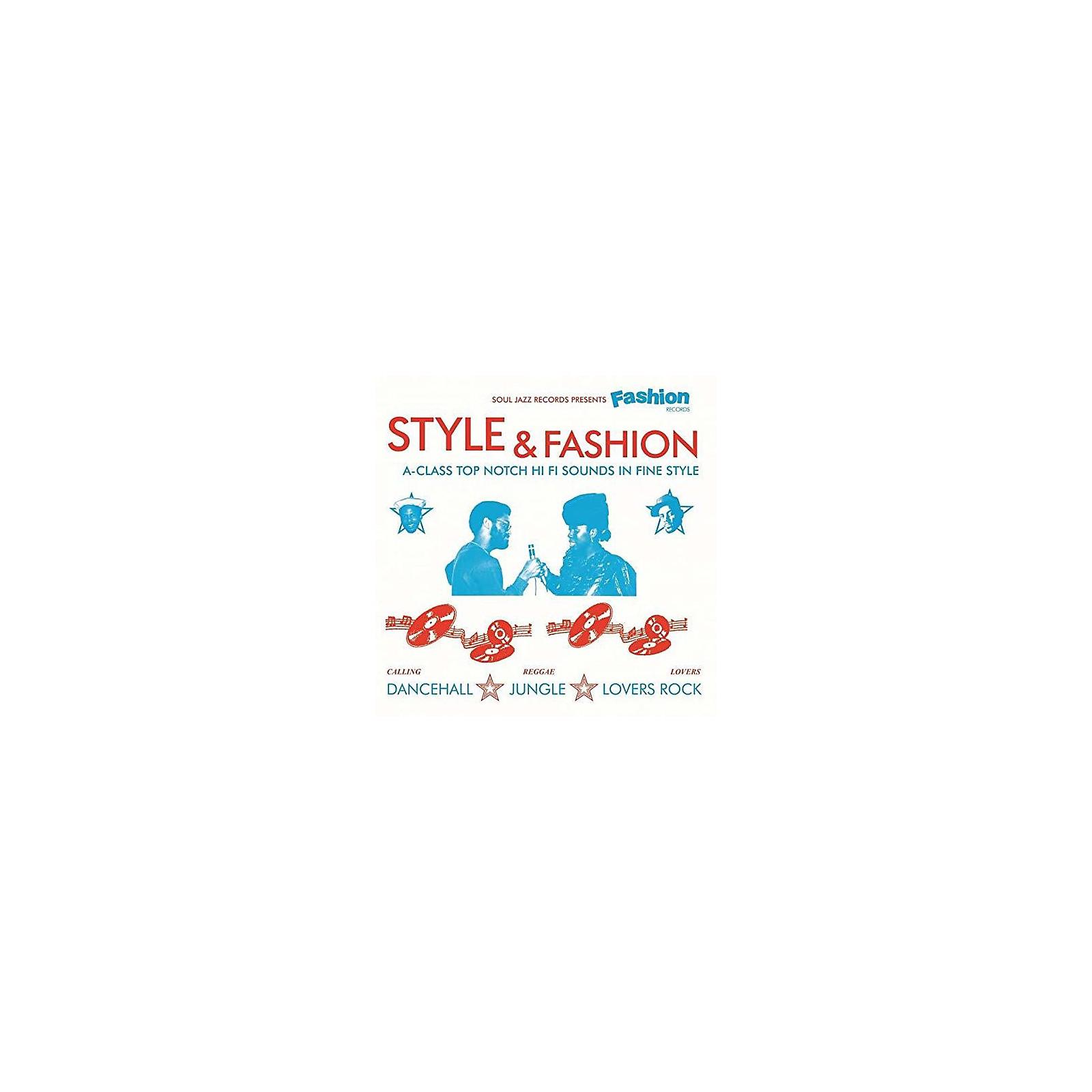Alliance Soul Jazz Records Presents Fashion Records: Style & Fashion
