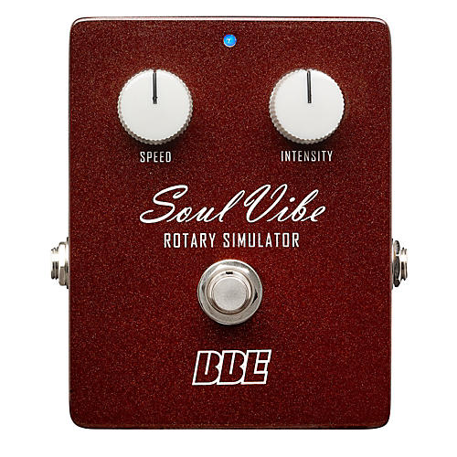 BBE Soul Vibe Rotary Speaker Simulator Guitar Effects Pedal