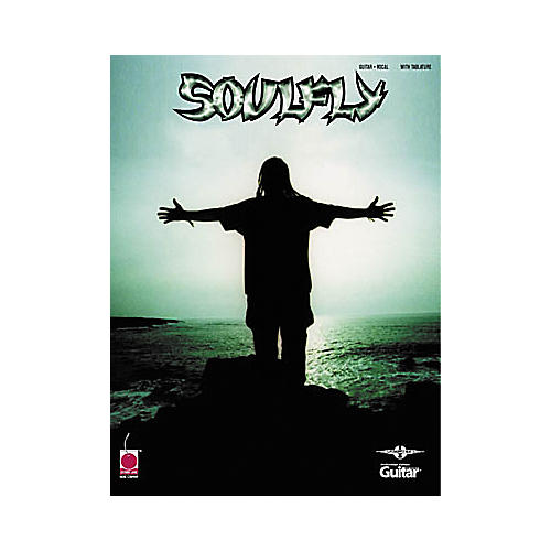 Cherry Lane Soulfly - Book