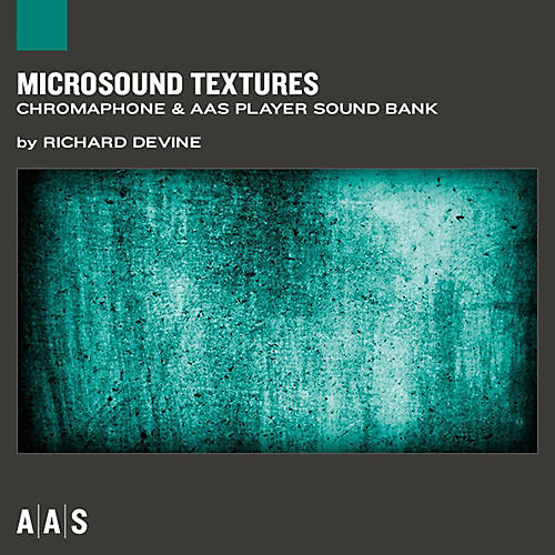 Applied Acoustics Systems Sound Bank Series Chromaphone 2 - Microsound Textures