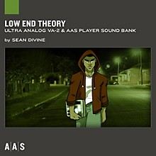 Applied Acoustics Systems Sound Bank Series Ultra Analog VA-2 - Low End Theory