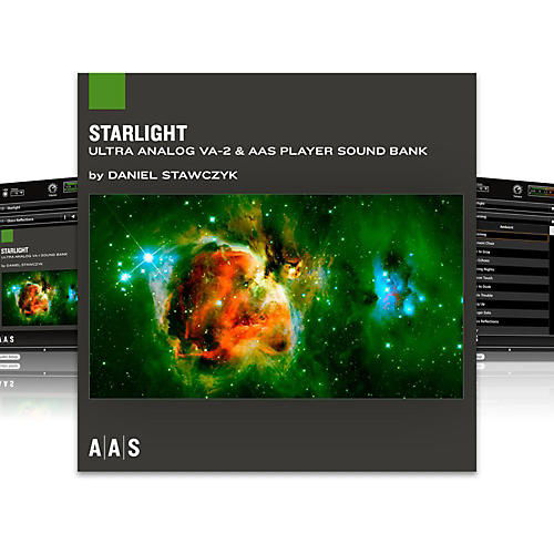 Applied Acoustics Systems Sound Bank Series Ultra Analog VA-2 - Starlight Software Download
