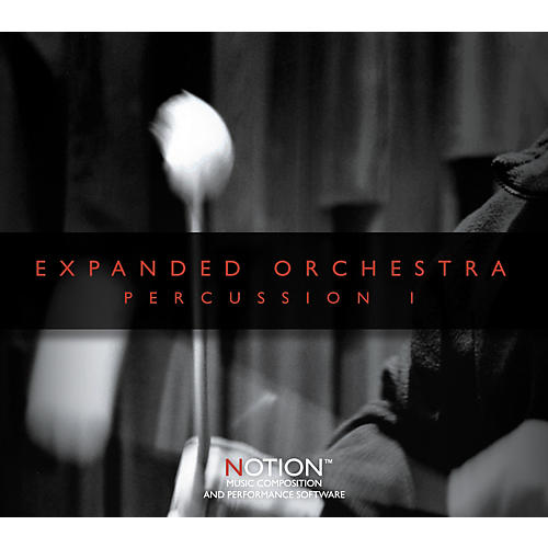 Notion Sound Expansion Kit: Expanded Percussion I