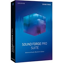 Magix Sound Forge Pro 12 Suite Upgrade