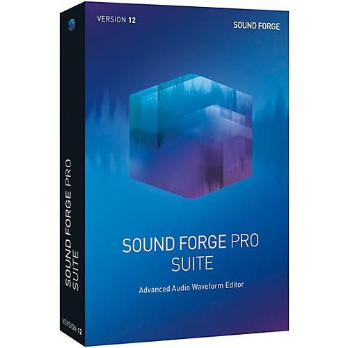 Magix Sound Forge Pro 12 Suite