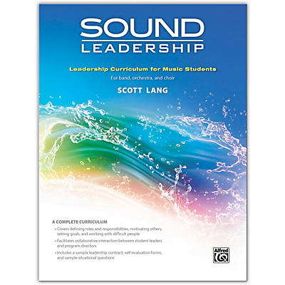 Alfred Sound Leadership Student Book