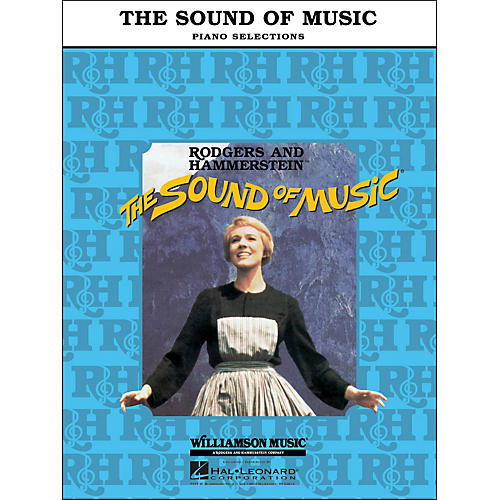 Hal Leonard Sound Of Music Advanced Piano Selections Arr. Walter Paul