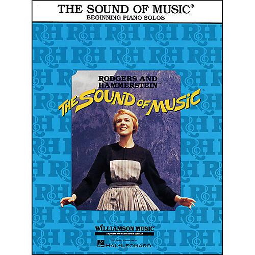 Hal Leonard Sound Of Music Beginning Piano Solos