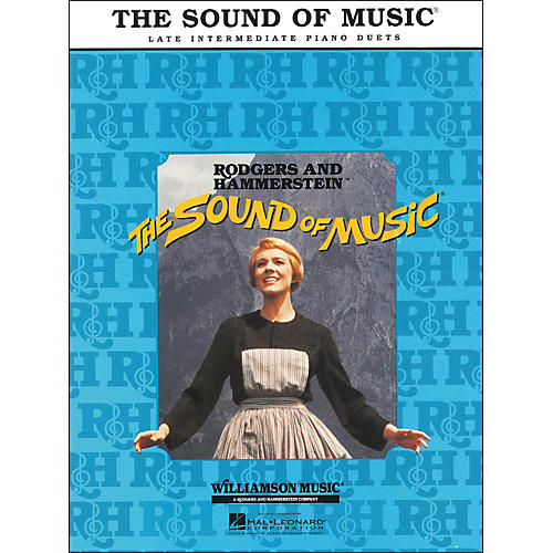 Hal Leonard Sound Of Music Piano Duets
