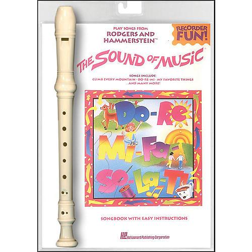 Hal Leonard Sound Of Music Recorder Fun! Pack