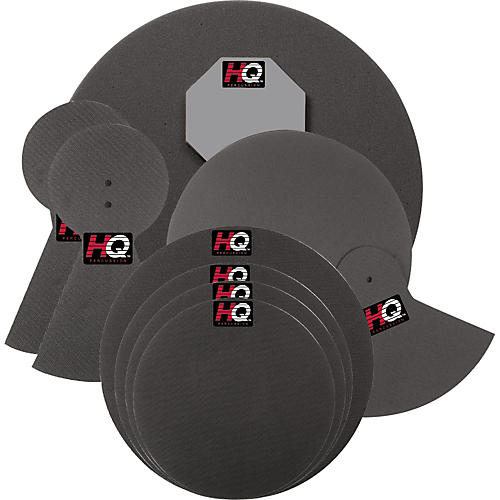 HQ Percussion Sound Off Drumset Silencer Pack