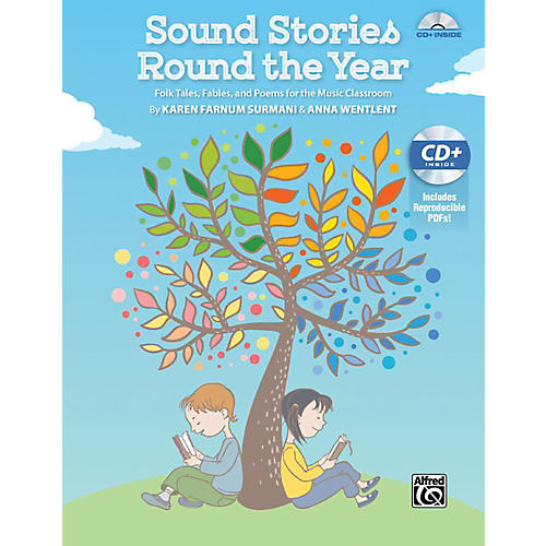 Alfred Sound Stories Round the Year Book & Data CD