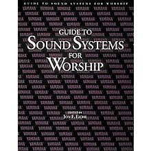 Hal Leonard Sound Systems for Worship
