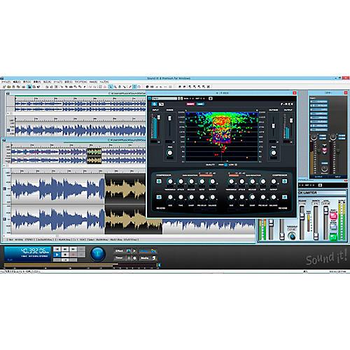 INTERNET Co. Sound it! 8 Basic - Mac