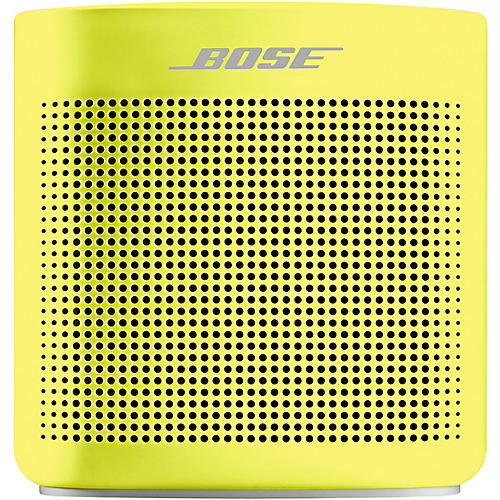 Bose SoundLink Color II Bluetooth Speaker Yellow Citron