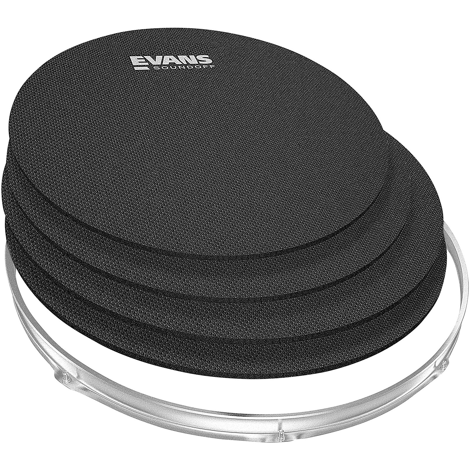 Evans SoundOff Drum Mute Pack, Rock