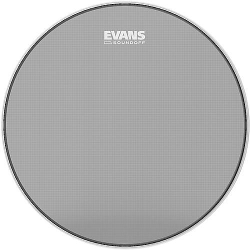 Evans SoundOff Mesh Drum Heads 8 in.