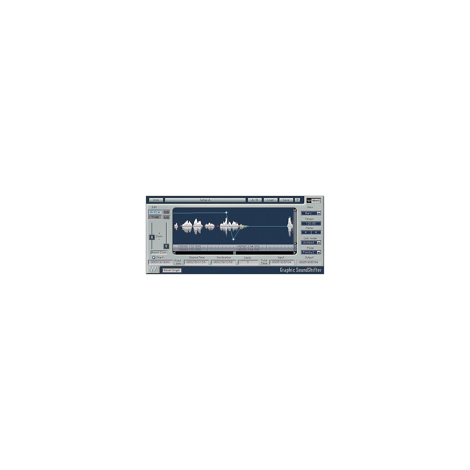 Waves SoundShifter Native/TDM/SG