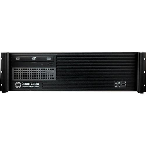 Open Labs SoundSlate PRO 3U Rack Computer
