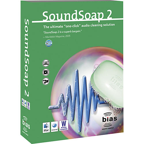 Bias SoundSoap 2