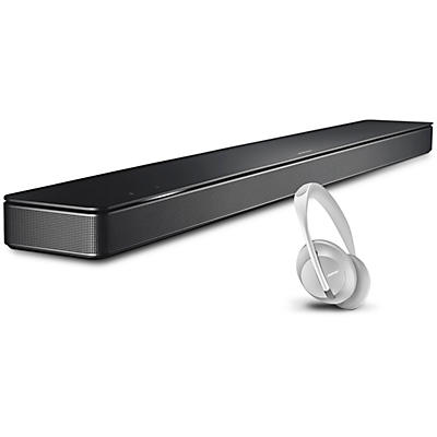 Bose Soundbar 500 and Headphone 700