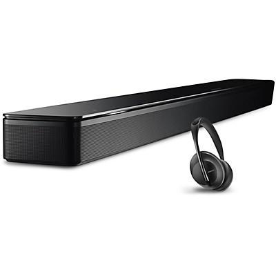 Bose Soundbar 700 and Headphone 700