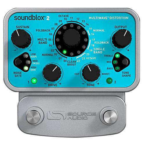 Source Audio Soundblox 2 Multi Wave Distortion