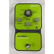 Source Audio Soundblox Tri-mod Wah Effect Pedal
