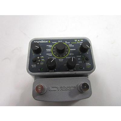 Source Audio Soundblox2 OFD MicroModeler Effect Pedal