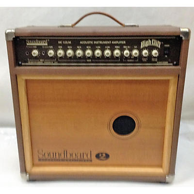High Cliff Soundboard 2 Acoustic Guitar Combo Amp