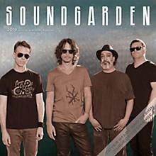 Browntrout Publishing Soundgarden 2019 Calendar