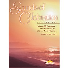 Daybreak Music Sounds of Celebration - Volume 2 (Bass/Tuba) Bass/Tuba Arranged by Stan Pethel