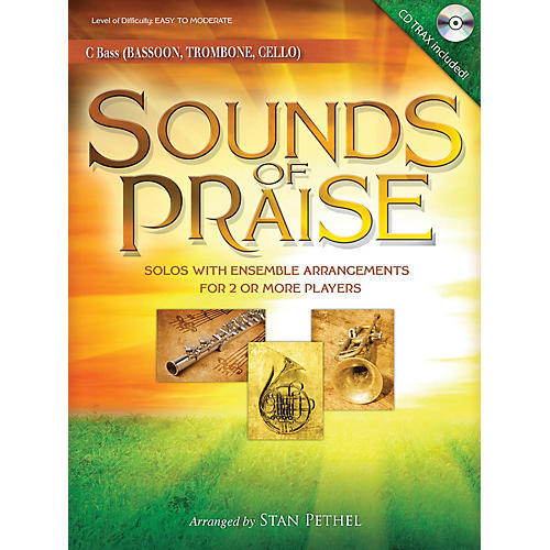 Word Music Sounds of Praise Instrumental Play-Along Series Softcover with CD