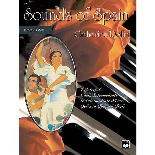 Alfred Sounds of Spain Book 1
