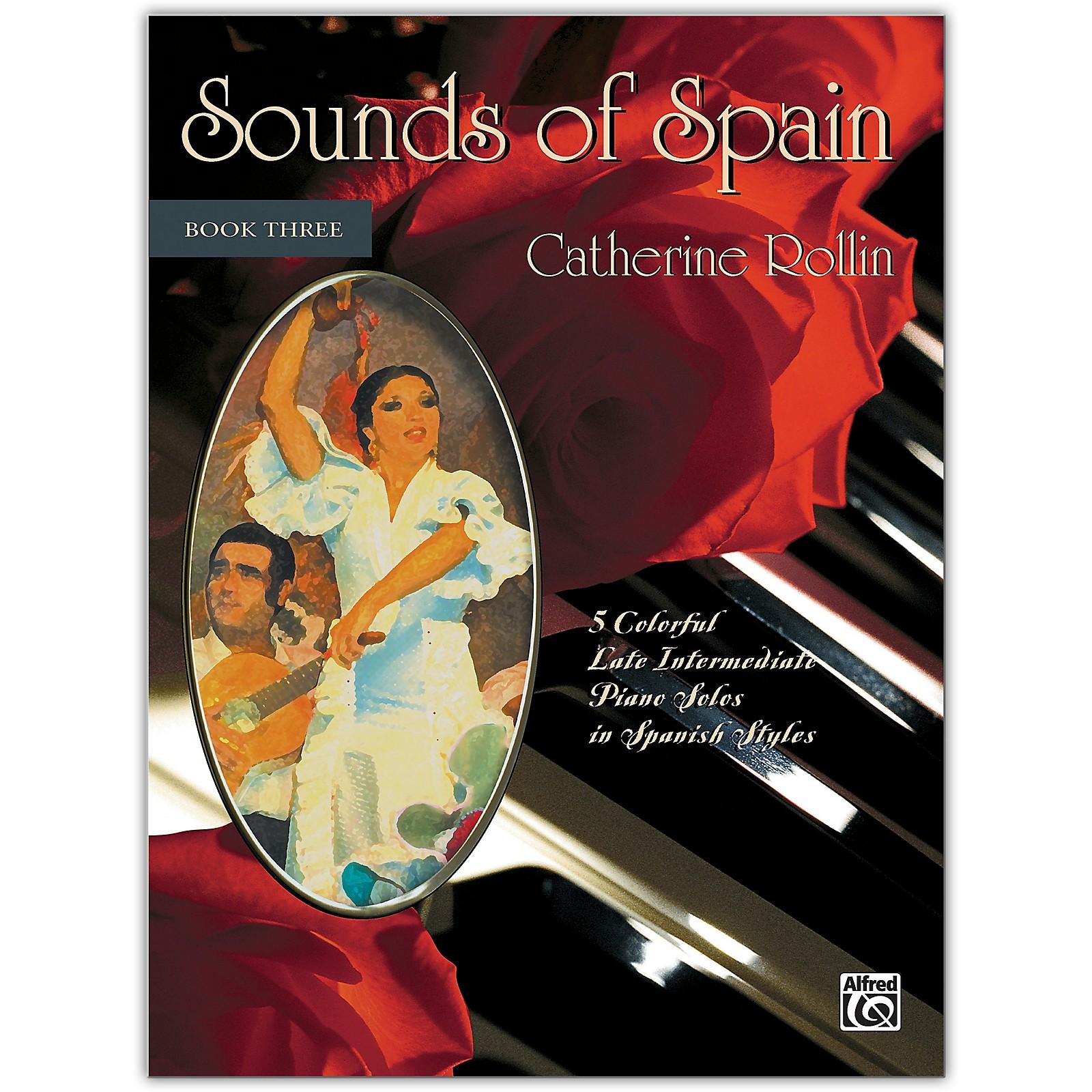 Alfred Sounds of Spain, Book 3 Late Intermediate