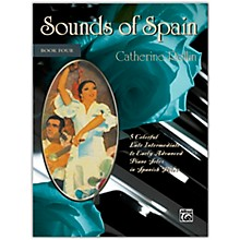 Alfred Sounds of Spain, Book 4 Late Intermediate / Early Advanced