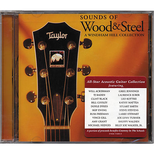 Taylor Sounds of Wood and Steel Part 1 (CD)