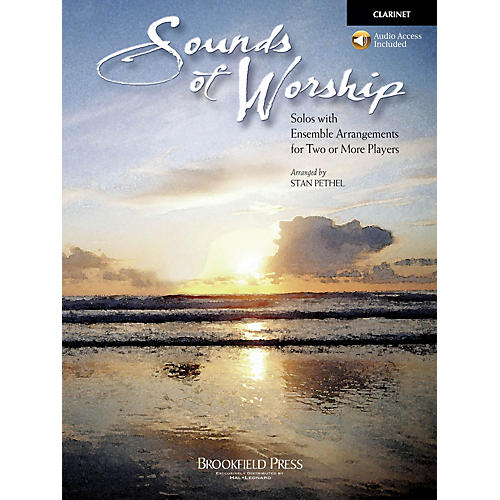 Brookfield Sounds of Worship Clarinet arranged by Stan Pethel
