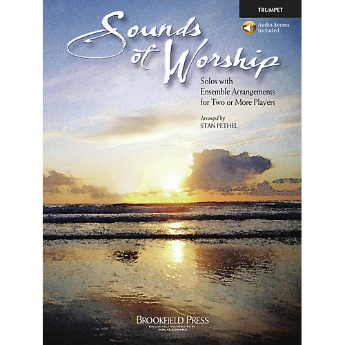 Brookfield Sounds of Worship Trumpet arranged by Stan Pethel