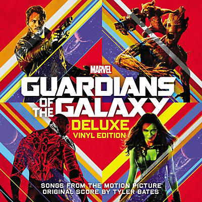 Soundtrack - Guardiains of the Galaxy Deluxe LP