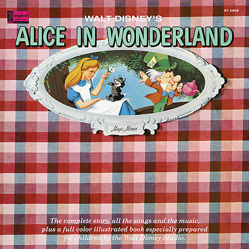 Alliance Soundtrack - Magic Mirror: Alice In Wonderland (Original Soundtrack)