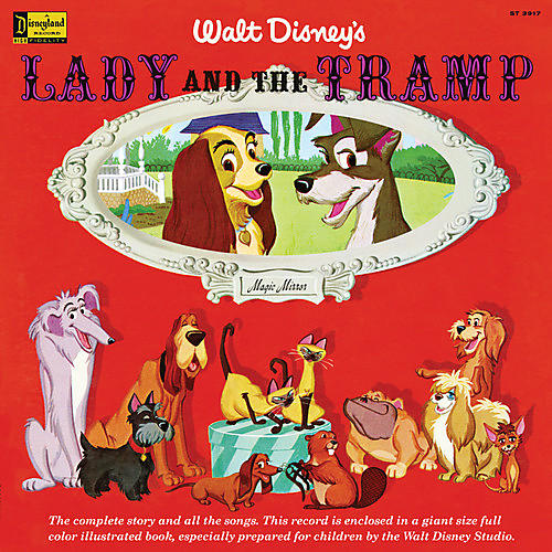 Alliance Soundtrack - Magic Mirror: Lady & The Tramp (Original Soundtrack)
