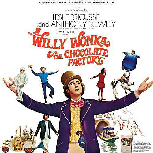 Alliance Soundtrack - Willy Wonka & The Chocolate Factory (Original Soundtrack)