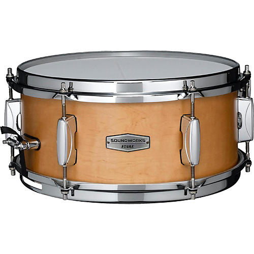 tama soundworks maple snare drum 12 x 5 5 in musician 39 s friend. Black Bedroom Furniture Sets. Home Design Ideas