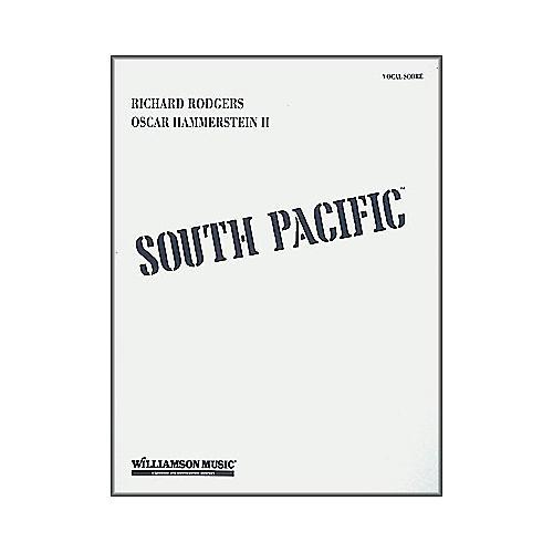 Hal Leonard South Pacific Vocal Scorebook